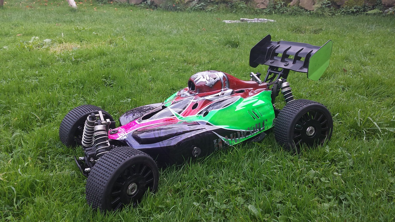 jouets RC